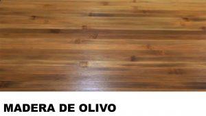 olivo madera